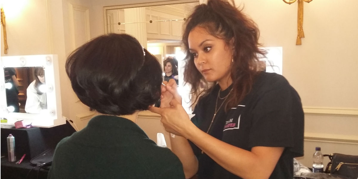 Hair & Make up services