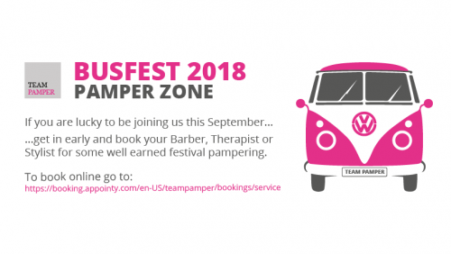 BUSFEST 2018 – BOOK NOW!