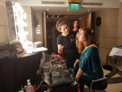Pop up Salon The Grand Hotel Brighton