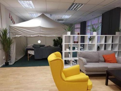 Indoor tents for events